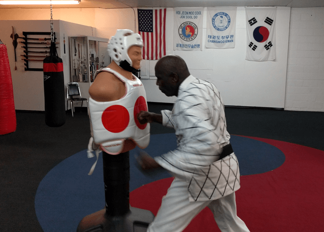 Tae Kwon Do Bay City About Master Charlie Master Charlie