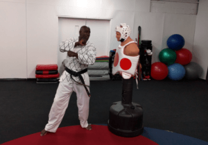 Tae Kwon Do Bay City Master Charlie Harvey Bay City Tae Kwon Do Master Charlie