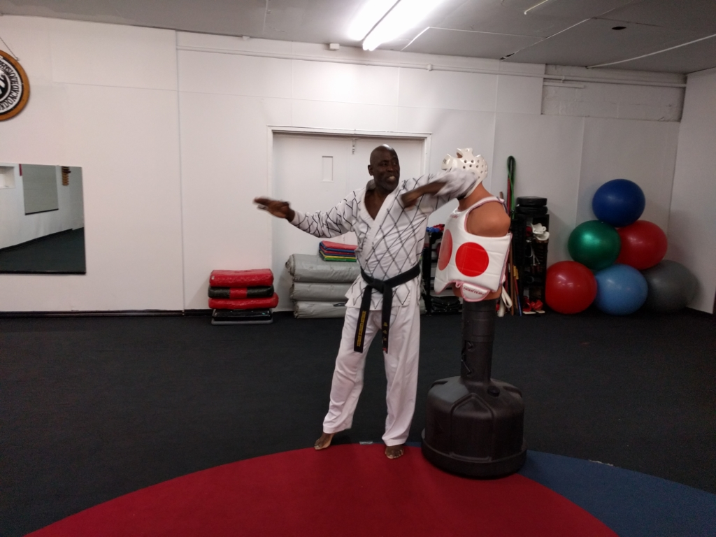 Tae Kwon Do Bay City Photo Gallery Master Charlie